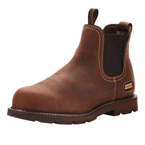 Ariat Groundbreaker Waterproof Steel Toe Work Boot
