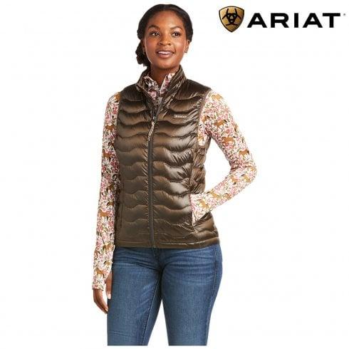 Ariat ideal down vest