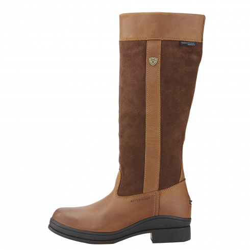 Ariat Windermere Country Boots Chocolate