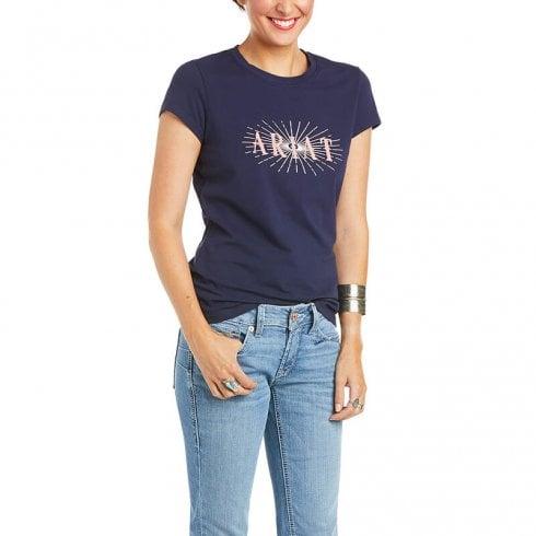 Ariat Women's Real Sundown T-Shirt