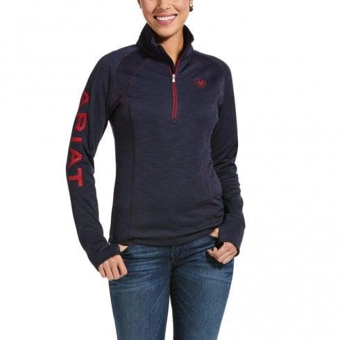 Ariat Women's Tek Team 1/2 Zip Sweatshirt
