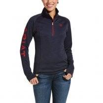 Women's Tek Team 1/2 Zip Sweatshirt