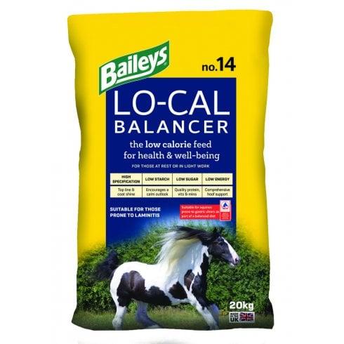 Baileys No.14 Lo-Cal Balancer