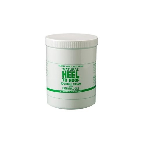 Barrier Natural Heel to Hoof Soothing Cream for Horses