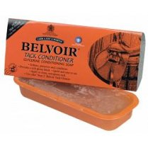 Belvoir Tack Conditioner Soap 250g