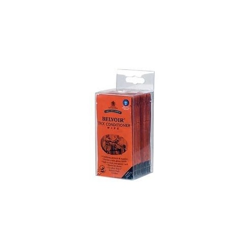 Carr & Day & Martin Belvoir Tack Conditioner Wipes (15)