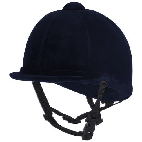 Charles Owen Traditional Young Riders Hat