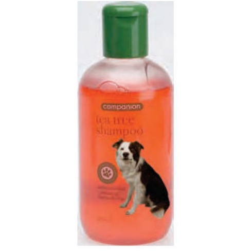 Companion Tea Tree Shampoo for Dogs