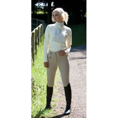Equetech Ladies Hybrid Foxhunter Breeches