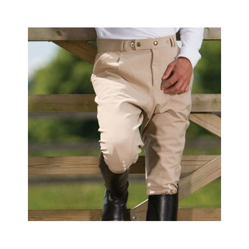 Equetech Mens Foxhunter Hybrid Breeches