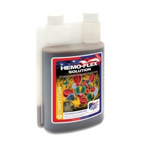 Equine America Hemo-Flex Solution 1L