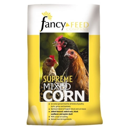 Fancy Feed Company Supreme Mixed Corn 20kg