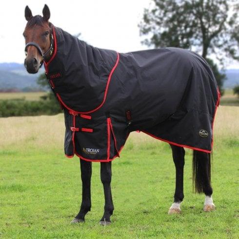 Gallop Equestrian TROJAN 200 Dual Turnout Rug & Neck Set