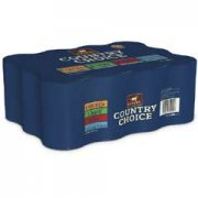 Country Choice Variety Pack Cat Food 12x400g