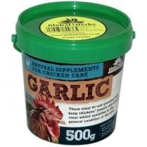Garlic for Chicken Care