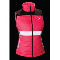 Hi Viz Womens Down Like Gilet