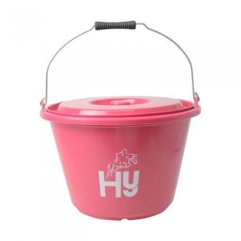 Hy bucket with lid 18L