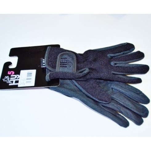 Hy5 Adults Everyday Riding Gloves Navy