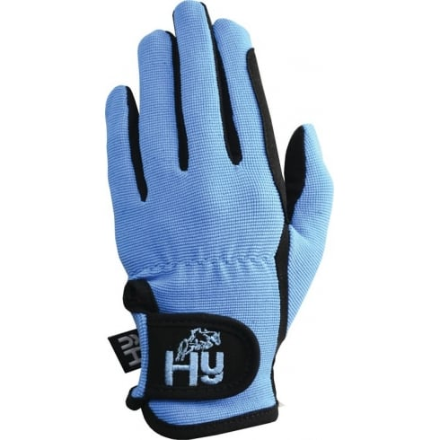 Hy5 Children's Everyday Two Tone Riding Gloves