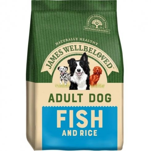 James Wellbeloved Adult Cat Fish and Rice