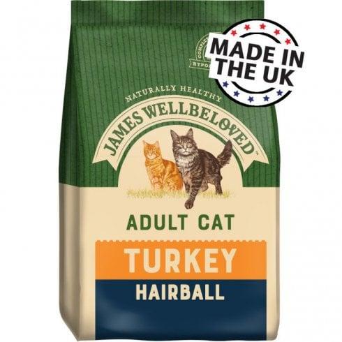 James Wellbeloved Adult Cat Hairball