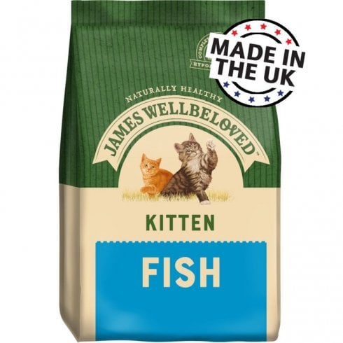 James Wellbeloved Kitten Fish and Rice
