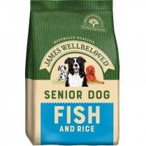 James Wellbeloved Senior Fish and Rice