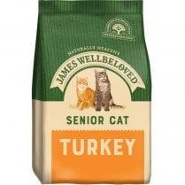 James Wellbeloved Senior Turkey anr Rice