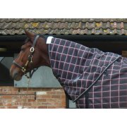 Lightweight Turnout Neck Cover Plaid