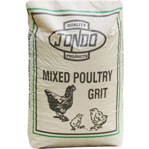Jondo Mixed Poultry Grit 25kg