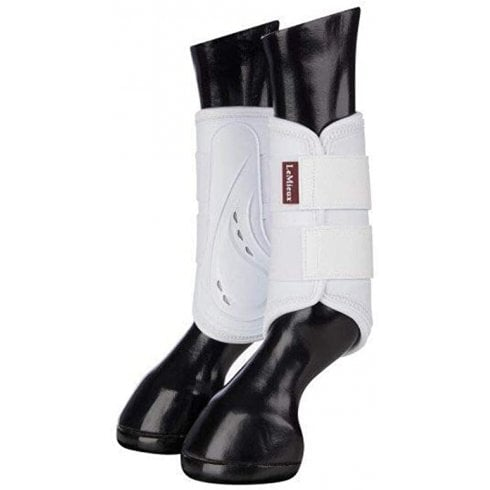 LeMieux le mieux pro shell brushing boots