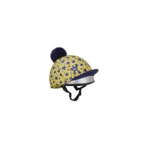 LeMieux mini pom pom hat silk dijon