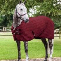 Thermo-cool rug (Burgundy)