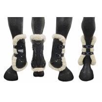 Air Vent Tendon Boot Fleece