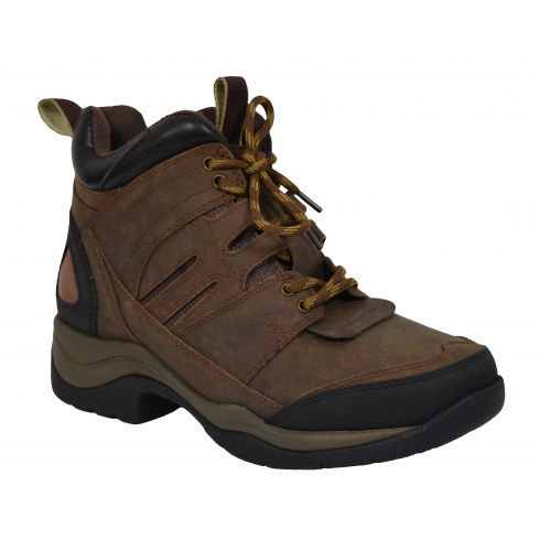 Mark Todd Cyclone Short Lace Boots
