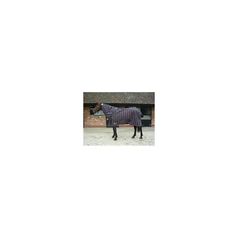Mark Todd Lightweight Turnout Rug Plaid