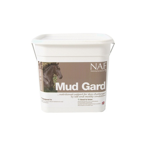 Mud Gard Powder
