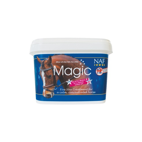 NAF 5 Star Magic Powder