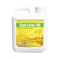 I Can't Believe It's Not Cod Liver Oil