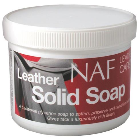NAF Leather Solid Soap