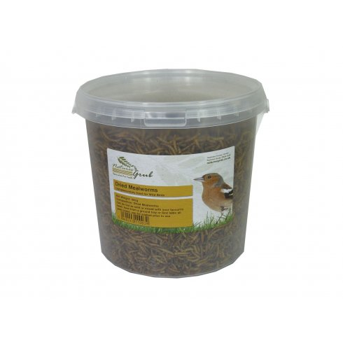 Natures Grub Dried Mealworms