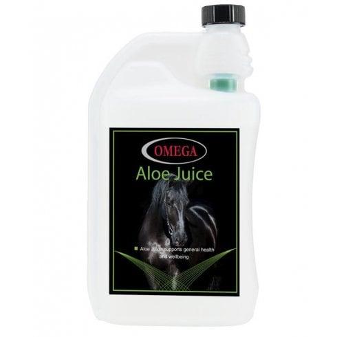 Omega Equine Omega Aloe Juice