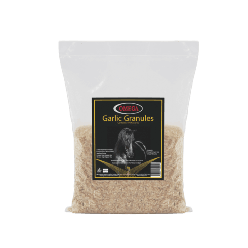 Omega Equine Omega Garlic Granules