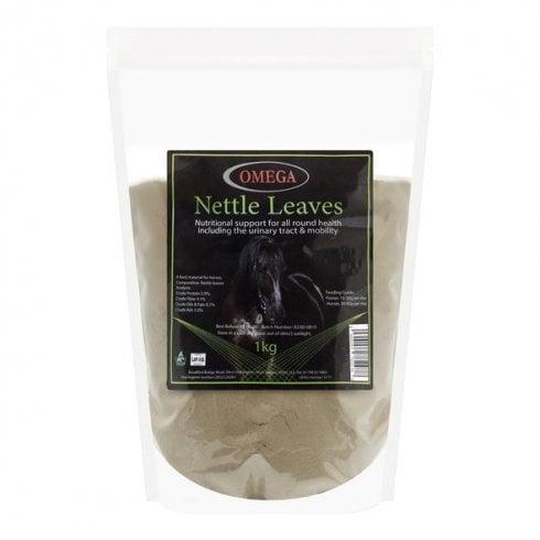 Omega Equine Omega Nettle Leaves
