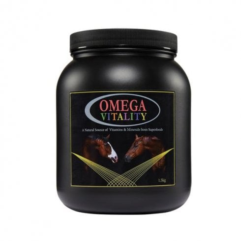 Omega Equine Omega Vitality