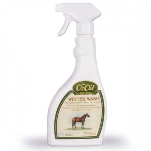 OzOil Winter Wash Non-Rinse Shampoo