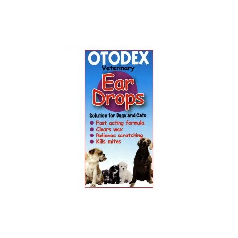 Petlife OTODEX Veterinary Ear Drops