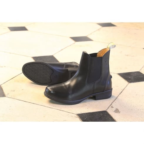 Shires Moretta Lucilla Leather Jodhpur Boots