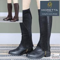 Moretta Suede Half Chaps