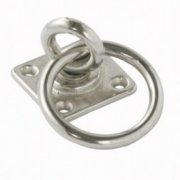 Swivel Tie Ring One Size